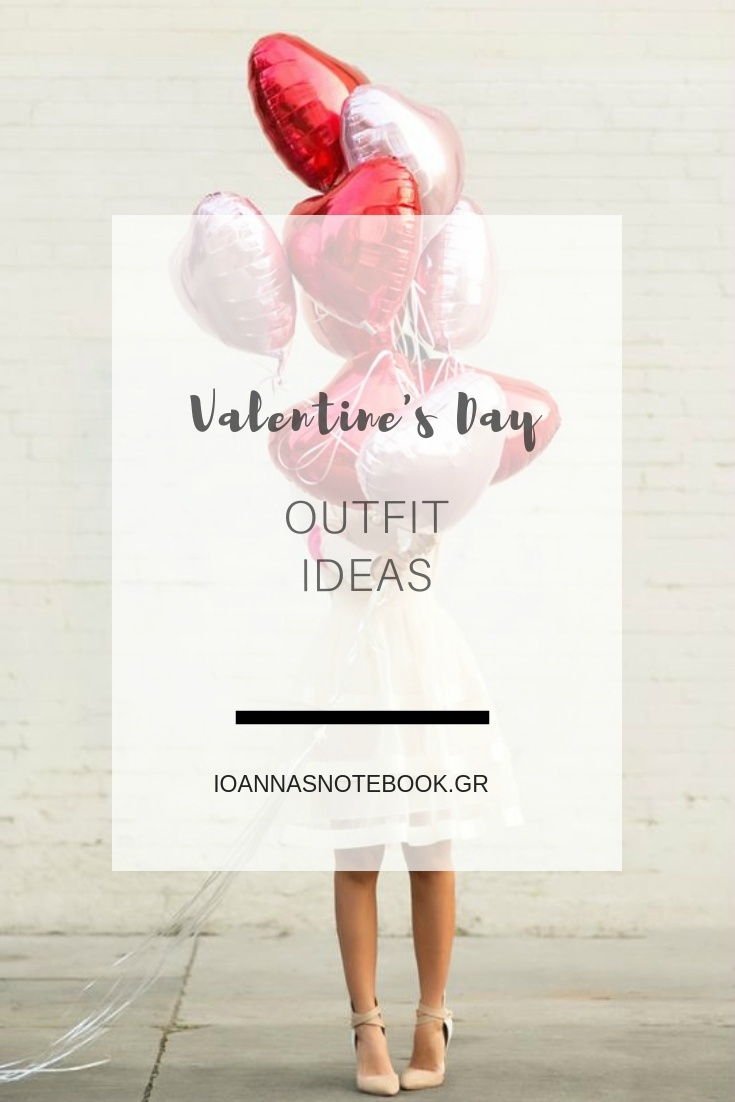 10 Elegant Outfit ideas for Valentine's Day: Whatever your plans for celebrating Valentine's Day, here are some outfit inspiration for elegant and classy looks | Ioanna's Notebook #fashion #ootd #outfit #valentinesday #outfitinspiration