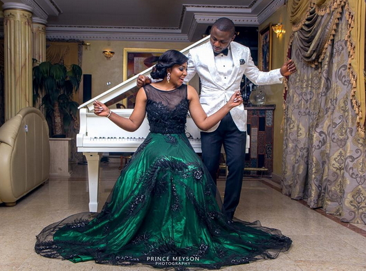 lilian esoro wedding