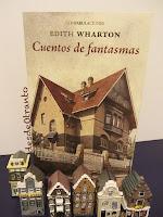 Portada de Cuentos de fantasmas de Edith Wharton