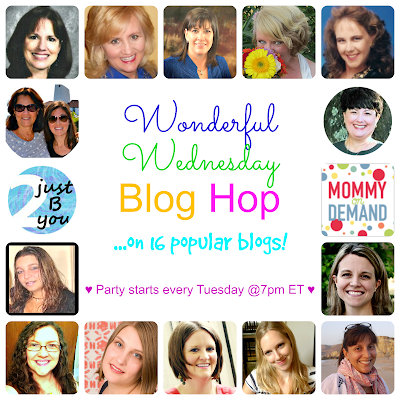 Wonderful Wednesday Blog Hop #24