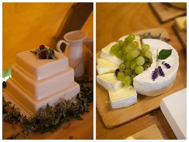 Liverpool Cheese Company Wedding Cake