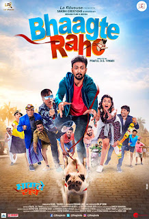 Bhaagte Raho (2018) Hindi Movie DTHRip | 720p | 480p