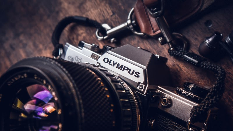 Olympus OM-10 Camera · Free Photo by Aron Visser