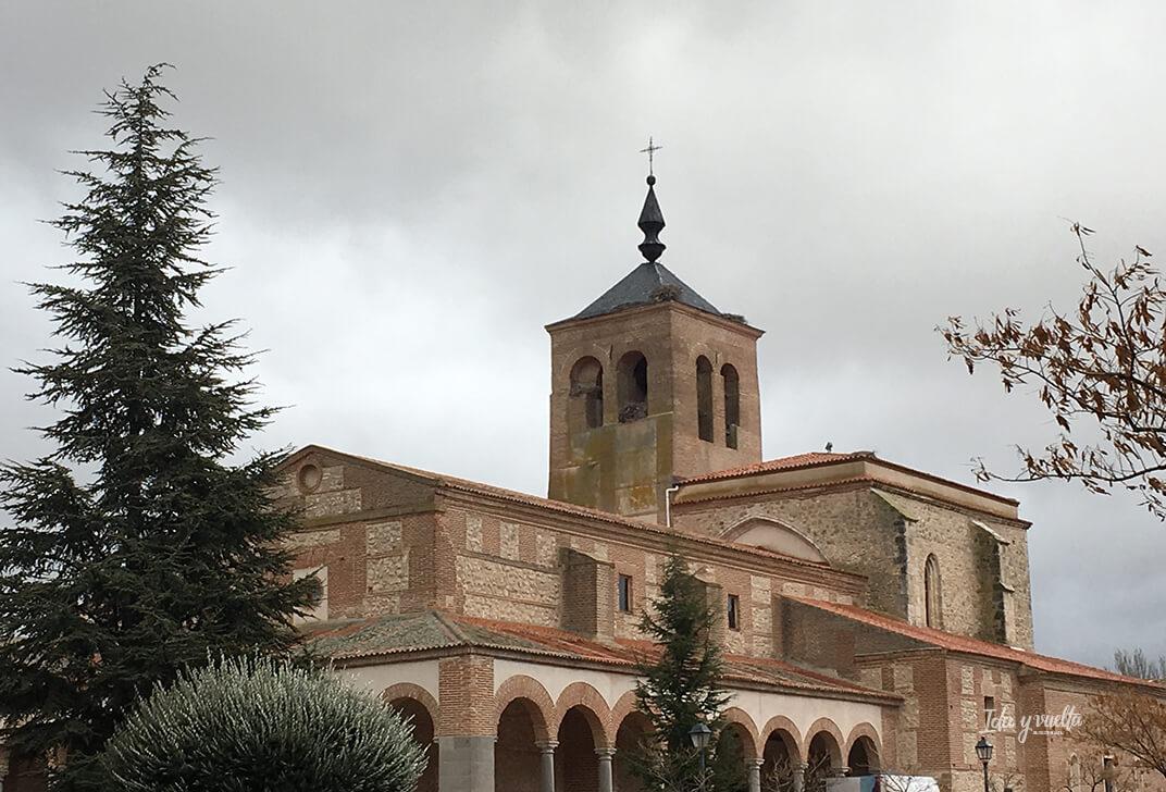 Iglesia de Santa María Olmedo