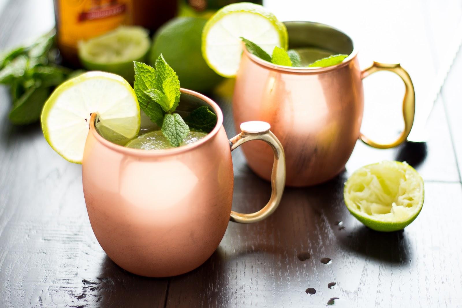 The Irish Mule - food-drink-recipes.com