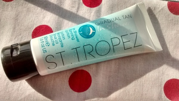 St. Tropez Gradual Tan In Shower