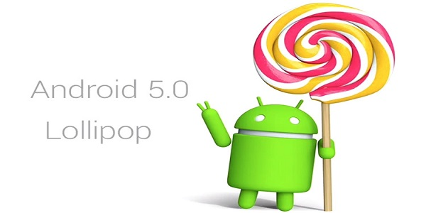 OS Android Lollipop