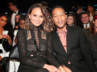 Chrissy Teigen and John Legend Reveal the Name of Baby
