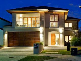Imagenes de Fachadas Modernas para casas-vivienda ,Pequeñas