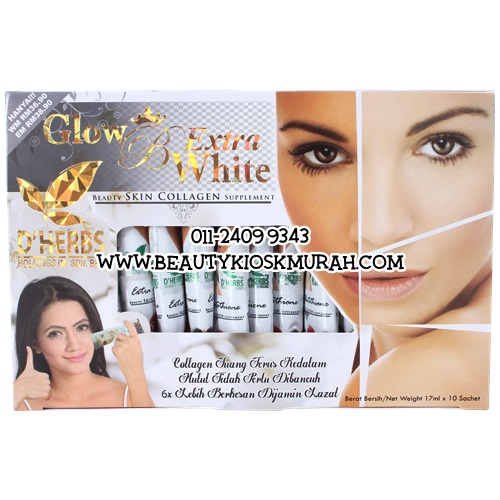 Glow B Extra White D'Herbs