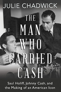 Book Review: The Man Who Carried Cash by Julie Chadwick