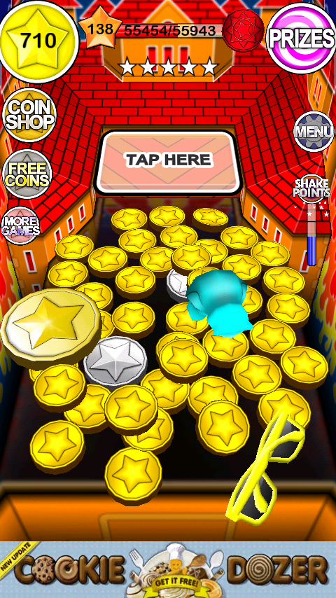 Coin Dozer: Arcade Fun in your hand | Gametrender