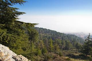 Mar de Nubes Sierra de Madrid Monte Abantos