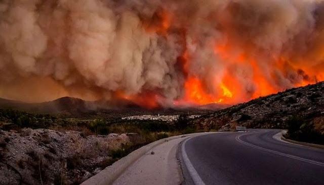 Η ΜΙΤ, η φωτιά στο Μάτι, οι 8 Τούρκοι στην Ελλάδα και τα ΚΑΑΥ του Αγίου Αντρέα