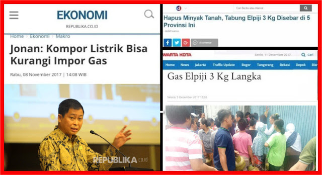 Ustad Tengku: Nasib Rakyat Dipermainkan, Dulu Minyak Dihapus Ganti Gas, Sekarang Mau Diganti Listrik