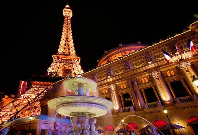 Paris em dezembro