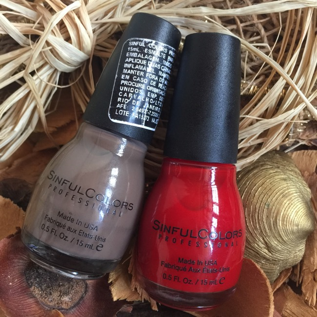 Esmaltes SinfulColors Professional