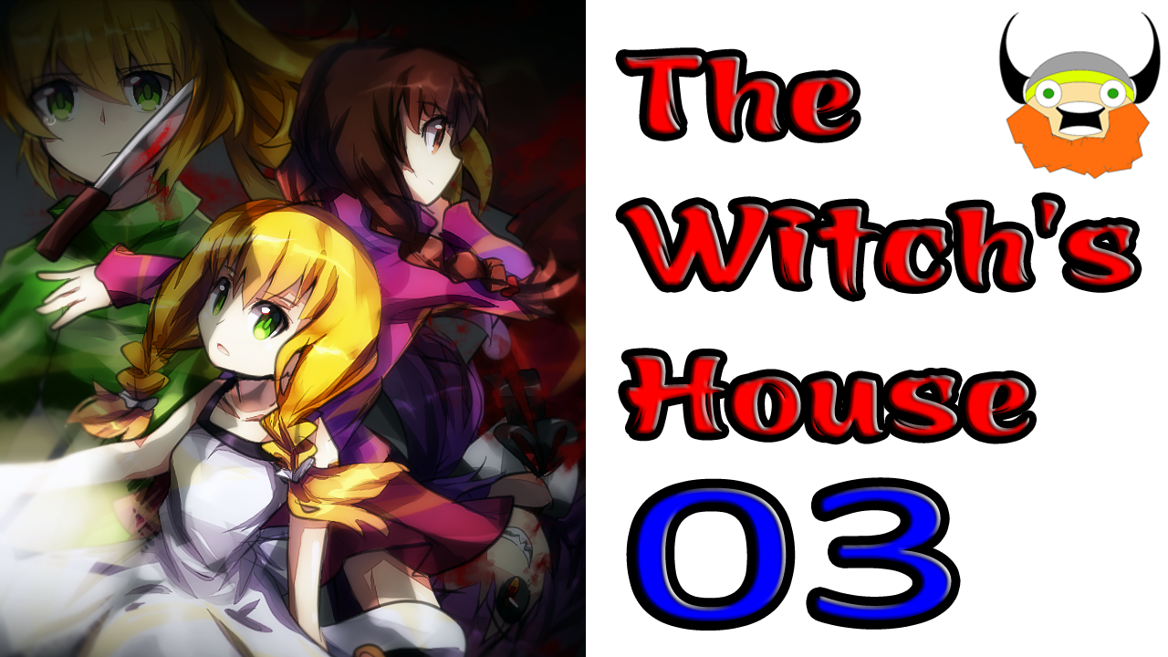 the witch's house viola amigas