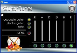 descargar afinador guitar tuner