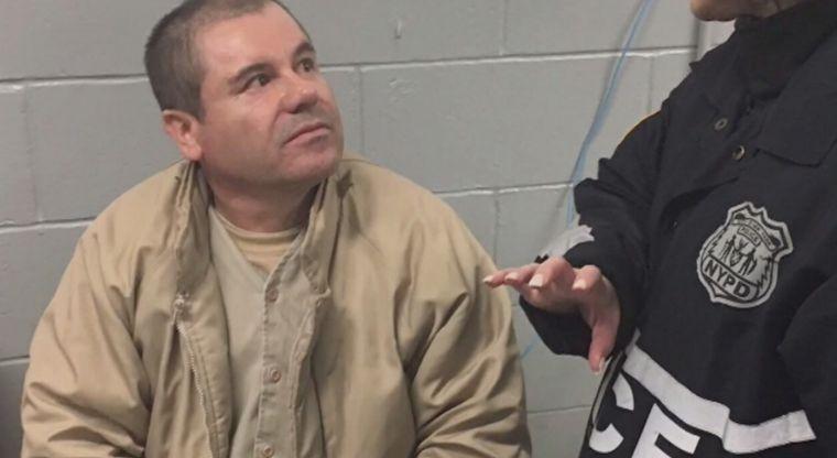 El infierno de 'El Chapo' en la Guantánamo de Nueva York