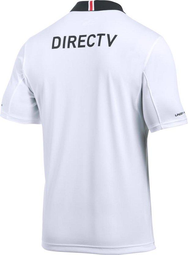 3869dfad246 Under Armour divulga a nova camisa titular do Colo-Colo - Show de ...
