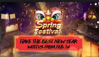 Cara Mendapatkan Skin Di Event Spring Festival Mobile Legends