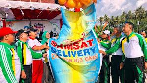NTB Luncurkan SAMSAT Delivery, Bayar Pajak Kini Tinggal Pencet Handphone