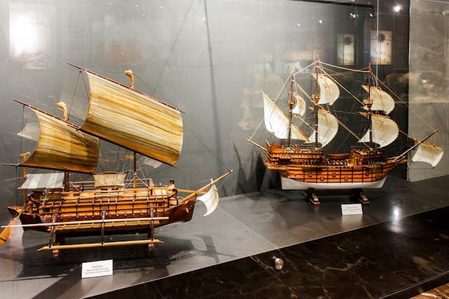 isi museum maritim indonesia