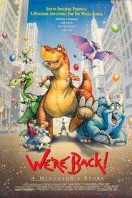 Os Dinossauros Voltaram – Dublado (1993)
