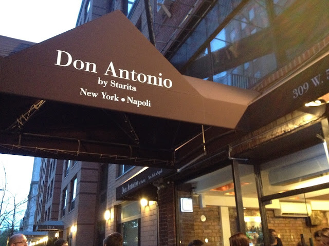 Don Antonio em Nova York