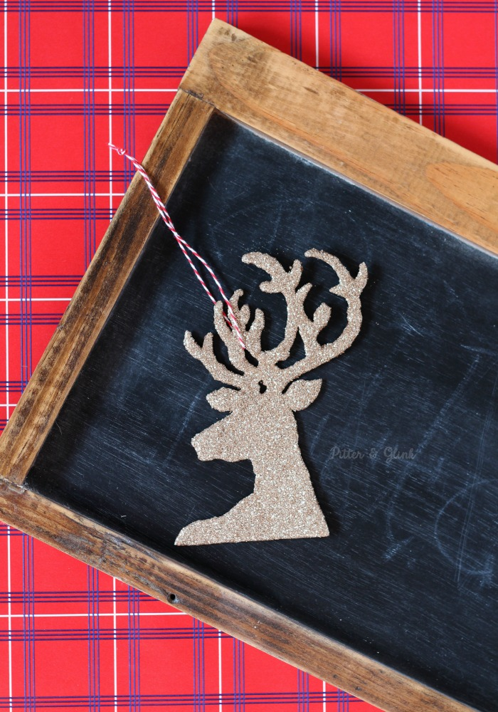 Easy DIY Reindeer Ornaments