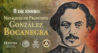 Franciso González Bocanegra HimnoNacional