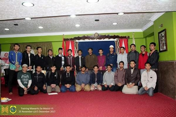 Mawar ICMI Kairo Selenggarakan Training Intensif Ilmu Mawaris di Kairo