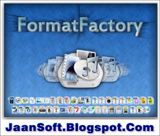 Format Factory Offline Installer for Windows