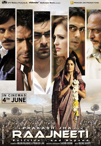 Poster Of Raajneeti 2010 720p Hindi BRRip Full Movie Download