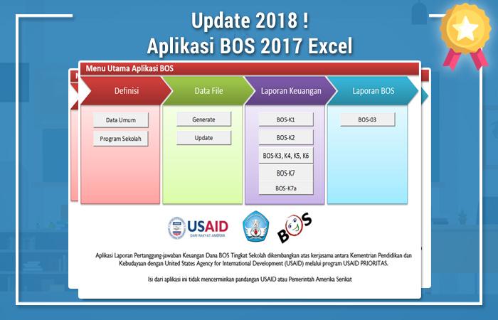 Aplikasi BOS 2017 Excel