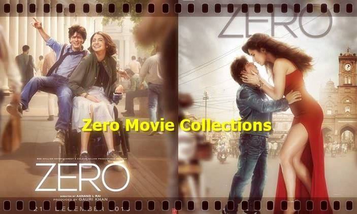 Zero Box office Collection day wise till now shah rukh khan