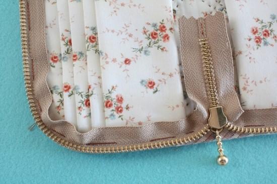 9c467732eb90 Accordion Women's wallet / clutch DIY tutorial. Женский кошелек или портмоне  своими руками.