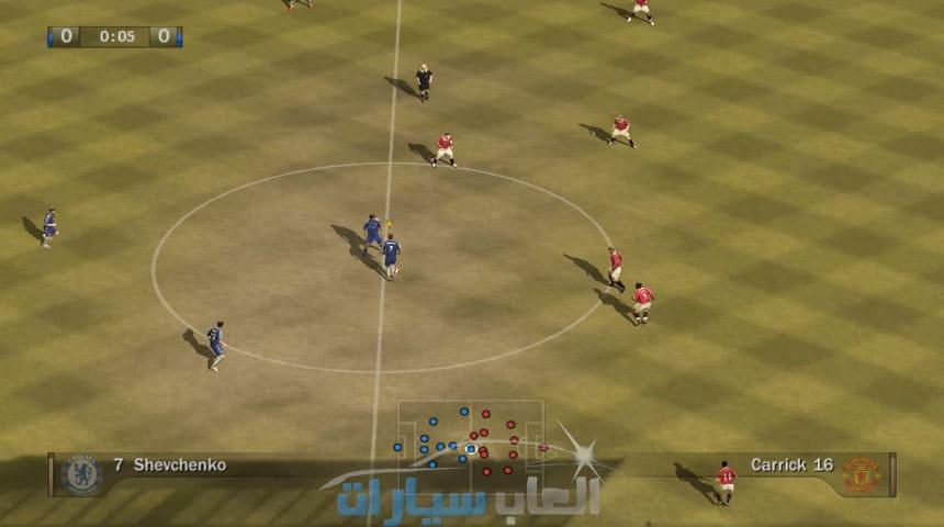 تحميل لعبة فيفا 2007 للكمبيوتر برابط مباشر