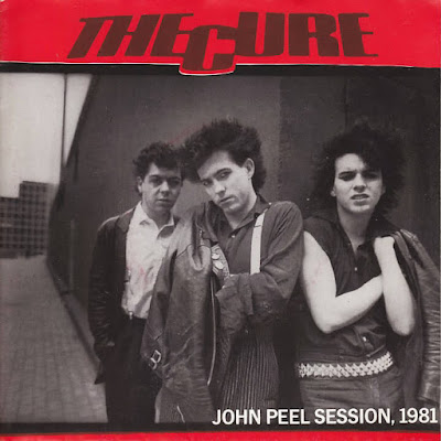 The Cure bootleg, John Peel session, 1981