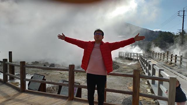 野口剛【長崎観光】雲仙地獄で地獄めぐり体験しました!