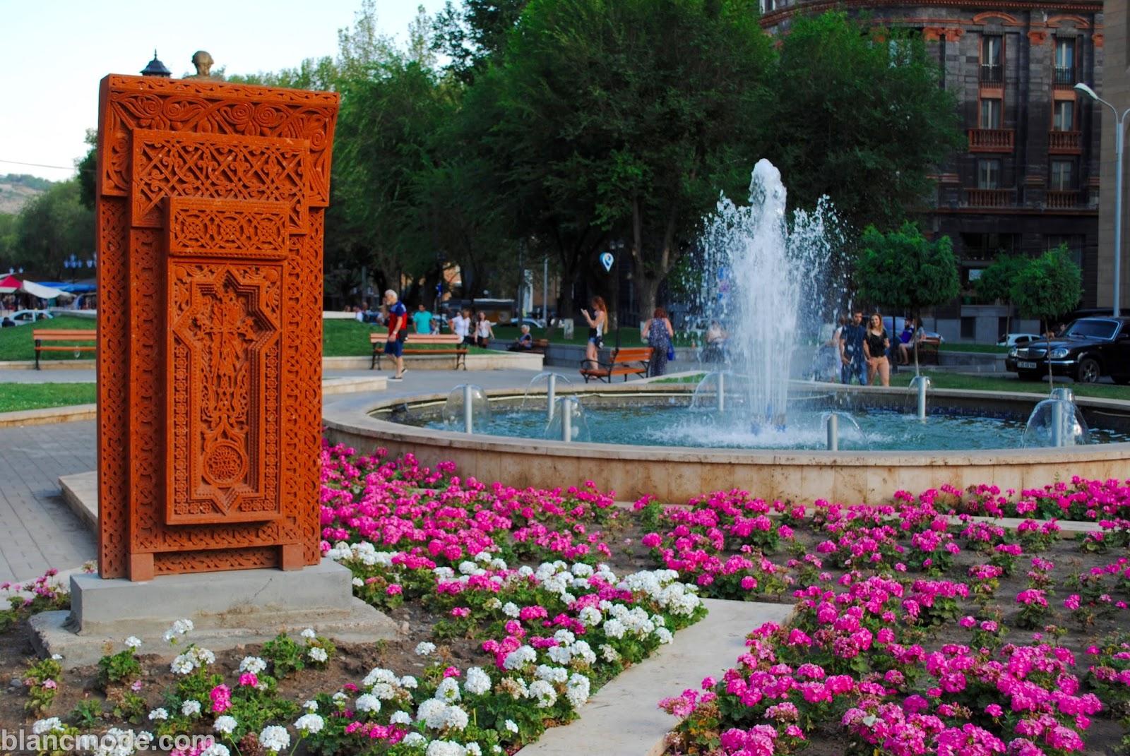 khachkars in armenia