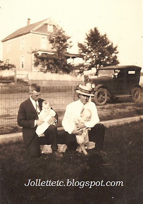 Davis cousins and babies 1925 https://jollettetc.blogspot.com