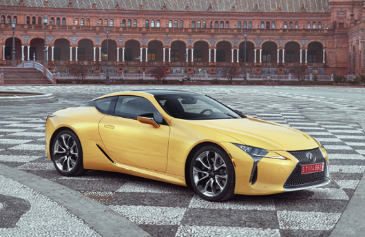 2019 Lexus LC Preview Specs, Price, Release Date