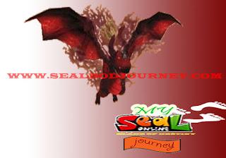 Fire Wyrm Seal Online BoD