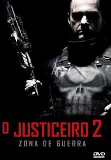 O Justiceiro: Em Zona de Guerra – Dublado