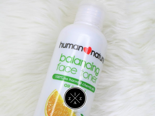 Human Heart Nature Balancing Toner Oil Control Review