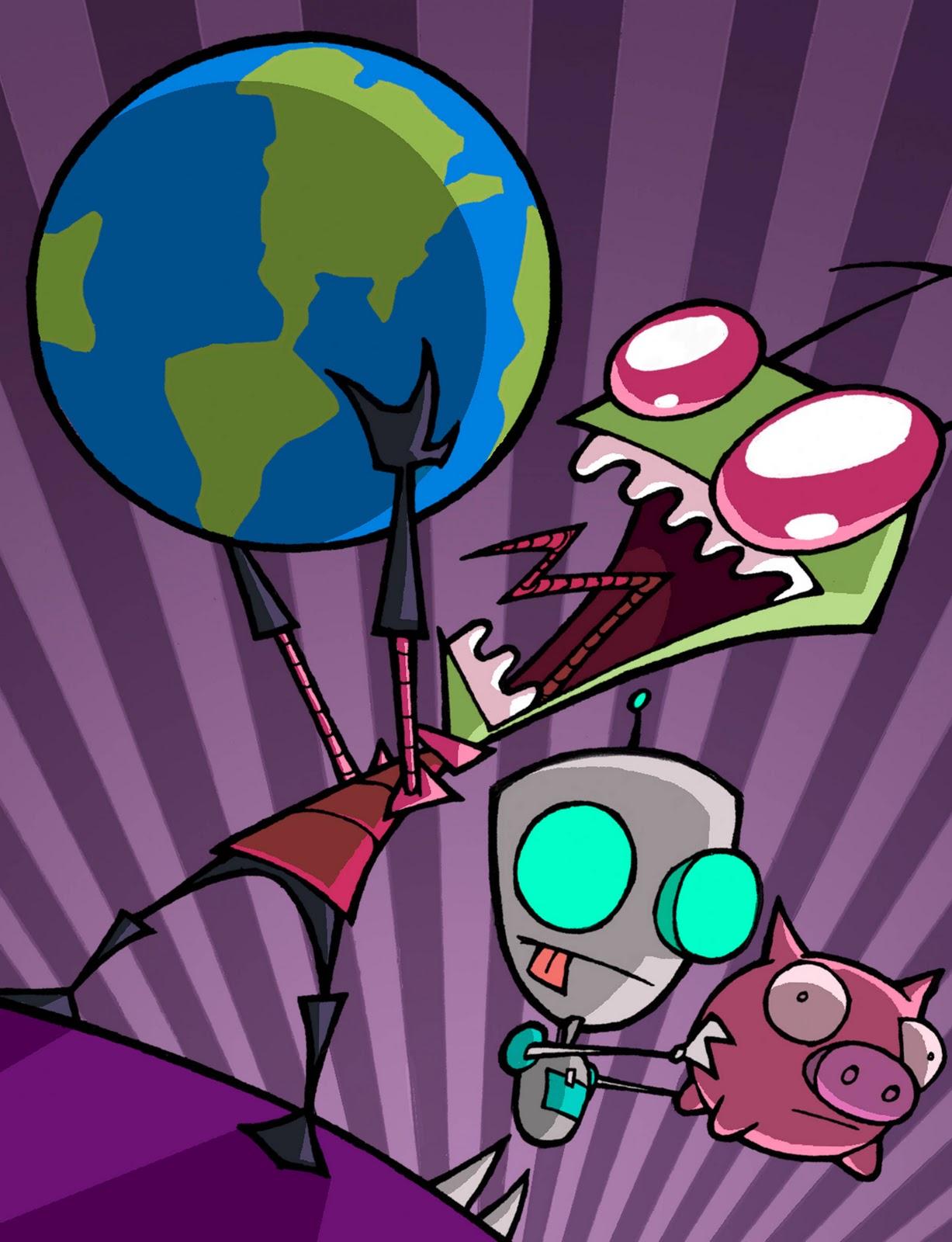 alien cartoon show - photo #22