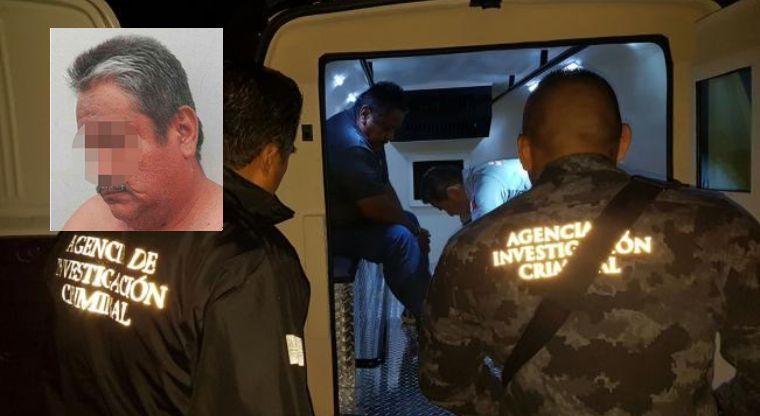 """""""El Cenizo"""" es trasladado a Cefereso de Durango"""