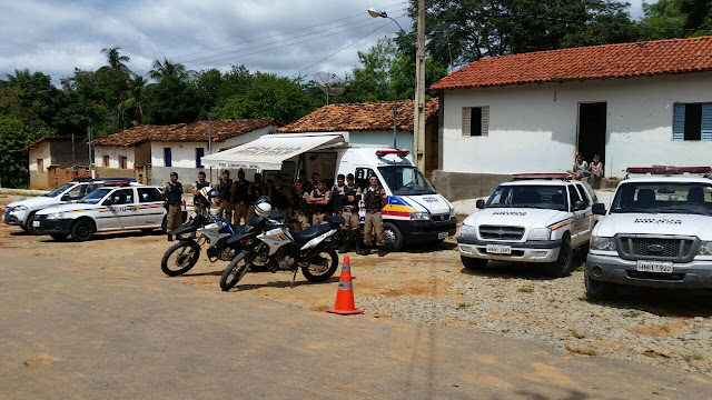PM intensifica operações no Bairro Vila Newtão